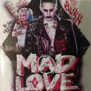 Other - Magnet Mad Love Joker a d Harley Quinn